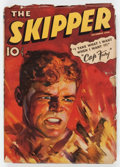 Pulps:Adventure, The Skipper V1#1 (Street & Smith, 1936) Condition: GD/VG....