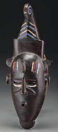 Tribal Art, DJIMINI, Ivory Coast, Burkina Faso, Mali. Mask...