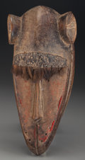 Tribal Art, BAMANA, Mali. Mask...