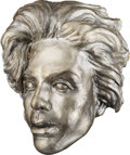 Music Memorabilia:Memorabilia, Prince - Plaster Face Cast From Glam Slam Nightclub In Minneapolis(circa 1990)....