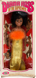 Music Memorabilia:Toys, Diana Ross Doll By Ideal (1969)....