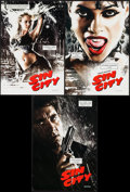 "Movie Posters:Crime, Sin City & Others Lot (Dimension, 2005). Mini Posters (64)(approx. 13.5"" X 20""). Crime.. ... (Total: 64 Items)"