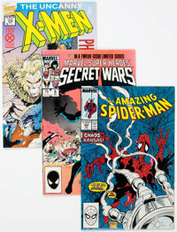 Comic Books - Assorted Sivler and Modern Age Comics Group of 9 (Various Publishers, 1960s-90s) Condition: Average VF-...