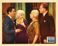 "Movie Posters:Drama, Platinum Blonde (Columbia, 1931). Lobby Card (11"" X 14""). ..."