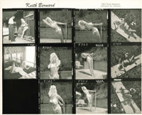 "Hollywood Vintage Still - Jayne Mansfield by Keith Bernard (Circa 1950s). Still (8"" X 10"")"