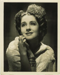 "Movie Posters:Miscellaneous, Hollywood Vintage Still - Norma Shearer by George Hurrell (MGM, 1936). Still (8"" X 10""). ..."