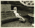 "Movie Posters:Miscellaneous, Hollywood Vintage Still - Marilyn Monroe (c.1952). Still (8"" X 10"")...."