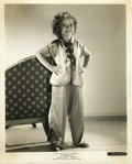 """Movie Posters:Miscellaneous, Hollywood Vintage Still - Shirley Temple in """"Stowaway"""" by GeorgeHurrell (20th Century Fox, 1936). Still (8"""" X 10""""). ..."""