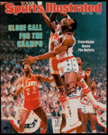 Basketball Collectibles:Photos, Elvin Hayes Signed Oversized Photograph....
