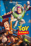 "Movie Posters:Animation, Toy Story (Buena Vista, 1995). One Sheet (27"" X 40"") DS.Animation.. ..."