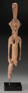 Tribal Art, SENUFO, Ivory Coast. Female Figure ...