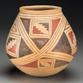 American Indian Art:Pottery, A Casas Grande Polychrome Jar. c. 1100 - 1200 AD...