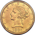 1883-O $10 -- Cleaning -- PCGS Genuine. XF Details. Variety 1....(PCGS# 8701)