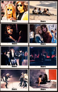 "Movie Posters:Rock and Roll, The Doors (Tri-Star, 1991). International Lobby Card Set of 8 (11"" X 14""). Rock and Roll.. ... (Total: 8 Items)"
