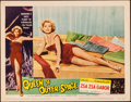 "Movie Posters:Science Fiction, Queen of Outer Space (Allied Artists, 1958). Lobby Card (11"" X14""). Science Fiction.. ..."