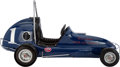 Miscellaneous Collectibles:General, Circa 1960 Moss 1/4 Midget Race Car....