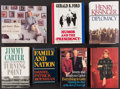 Miscellaneous Collectibles:General, Politicians Signed Books Lot of 7....