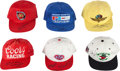 Miscellaneous Collectibles:General, 1980's-'90's Collection of Signed Racing Caps Lot of Approximately29. ...