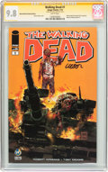 Modern Age (1980-Present):Horror, Walking Dead #1 Wizard World Portland Edition - Signature Series(Image, 2015) CGC NM/MT 9.8 White pages....