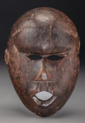 Tribal Art, DAN, Liberia . Clan or Family Mask...
