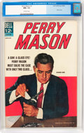 Silver Age (1956-1969):Mystery, Perry Mason Mystery Magazine #1 (Dell, 1964) CGC NM+ 9.6 Off-whitepages....