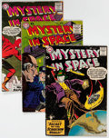 Silver Age (1956-1969):Science Fiction, Mystery in Space Group of 10 (DC, 1958-60).... (Total: 10 Comic Books)