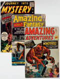Silver Age (1956-1969):Science Fiction, Marvel Silver Age Monster Comics Group of 6 (Marvel, 1961-62)....(Total: 6 Comic Books)
