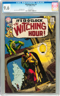Bronze Age (1970-1979):Horror, The Witching Hour #9 (DC, 1970) CGC NM+ 9.6 White pages....
