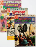 Golden Age (1938-1955):Horror, Strange Suspense Stories V3#1 and V1#2-9 Group (Charlton, 1967-69)Condition: Average VF/NM.... (Total: 9 Comic Books)