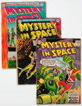 Golden Age (1938-1955):Science Fiction, Mystery in Space Group of 31 (DC, 1953-61) Condition: AverageFR/GD.... (Total: 31 Comic Books)
