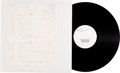 Music Memorabilia:Recordings, Beatles - John Lennon Rock 'N' Roll Test Pressing LP (EMI, 1975)....
