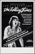 """Movie Posters:Rock and Roll, Ladies and Gentlemen: The Rolling Stones (Dragon Aire, 1973). OneSheet (27"""" X 41"""") & Window Card (14"""" X 19.5"""") QuadraSound ...(Total: 2 Items)"""