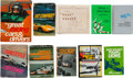Miscellaneous Collectibles:General, 1960-78 Racers from All Racing Disciples Hardcover Books Lot of10....