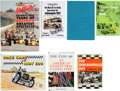 Miscellaneous Collectibles:General, 1956-2011 Indianapolis 500 Racing Books Lot of 7....