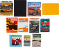 Miscellaneous Collectibles:General, 1968-2002 Misc. Racing Books Lot of 11....