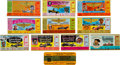 Miscellaneous Collectibles:General, 1970-79 Indianapolis 500 Tickets Lot of 11....