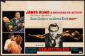 "Movie Posters:James Bond, Goldfinger (United Artists, 1964). Belgian (21.25"" X 32.5""). JamesBond.. ..."