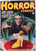 Pulps:Horror, Horror Stories - July 1935 (Popular) Condition: Apparent VG-....