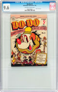 Golden Age (1938-1955):Funny Animal, Do-Do #3 (Nationwide Publications, 1951) CGC NM+ 9.6 Off-white towhite pages....