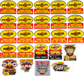 "Miscellaneous Collectibles:General, 1979-2001 Pennzoil ""I Was There"" Stickers Lot of 24...."
