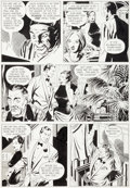 Original Comic Art:Panel Pages, Al Williamson Flash Gordon #4 Story Page 2 Agent X-9Original Art (King, 1967)....