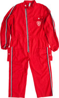 Miscellaneous Collectibles:General, Late 1960's Early 1970's Firestone Tire & Rubber Mechanic'sWork Coverall....