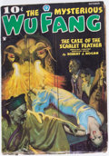 Pulps:Horror, Wu Fang - October 1935 (Popular) Condition: VG....
