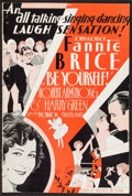 """Movie Posters:Musical, Be Yourself (United Artists, 1930). Uncut Pressbook (20 Pages, 12"""" X 17.75"""") . Musical.. ..."""