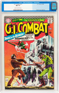 Silver Age (1956-1969):War, G.I. Combat #117 (DC, 1966) CGC NM 9.4 Cream to off-white pages....