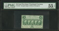 Fractional Currency:First Issue, Fr. 1313 50¢ First Issue PMG About Uncirculated 55 EPQ.. ...