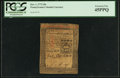 Colonial Notes:Pennsylvania, Pennsylvania October 1, 1773 20s PCGS Extremely Fine 45PPQ.. ...