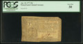 Colonial Notes:Pennsylvania, Pennsylvania April 10, 1777 20s PCGS Very Fine 30.. ...
