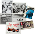 Miscellaneous Collectibles:General, Parnelli Jones Fan Pack....