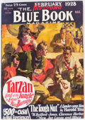 Pulps:Adventure, Blue Book - February 1928 (McCall) Condition: VG/FN....